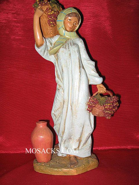 "Fontanini 12"" Bethany Figurine #54905 RETIRED"