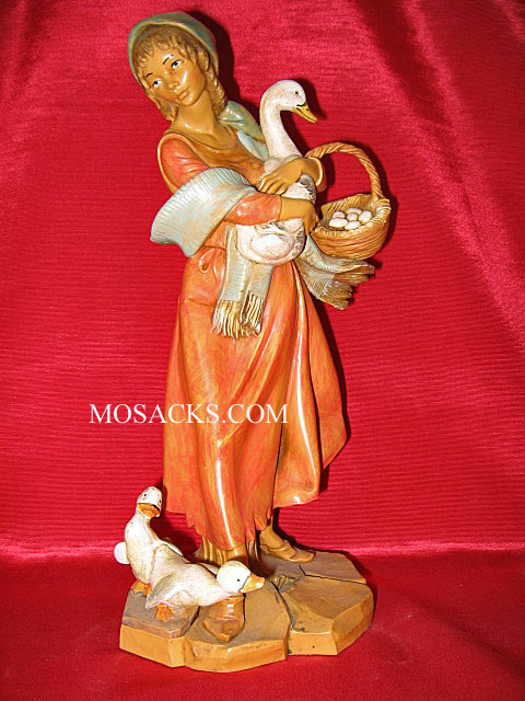"Fontanini 12"" Deborah Figurine #52984 RETIRED"