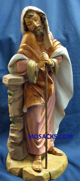 Fontanini Nativity 18-Inch Masterpiece Collection Joseph Figure #53711