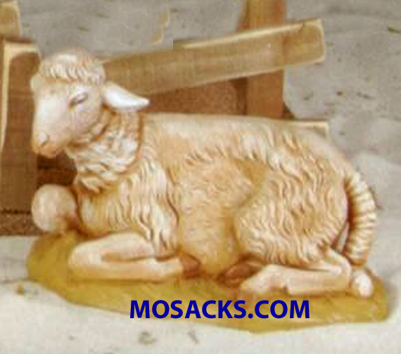 Fontanini Nativity 18-Inch Masterpiece Collection Seated Sheep #53441