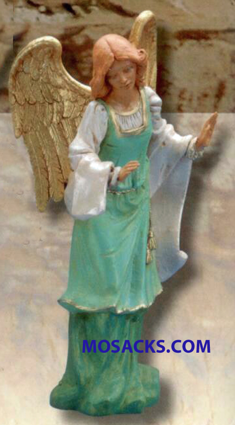 "Fontanini Nativity 18"" Masterpiece Collection Angel Standing #53719"