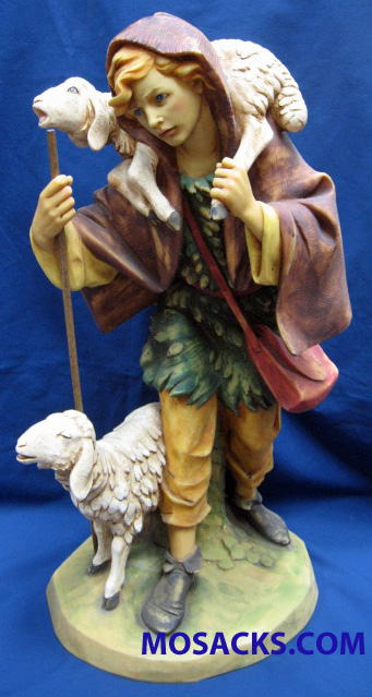 "Fontanini Nativity 20"" Masterpiece Collection Gabriel Figure #53451 RETIRED"