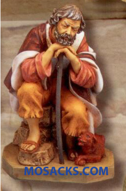 "Fontanini 27"" Masterpiece Nativity Collection Abraham Villager #53199"