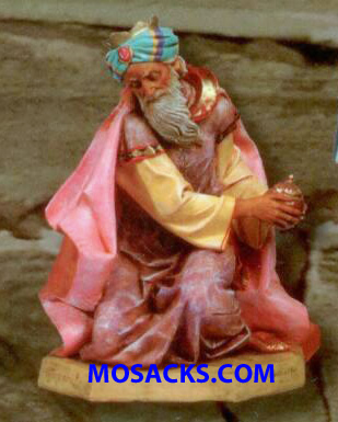 "Fontanini Nativity 27"" Masterpiece Collection King Gaspar #53115"