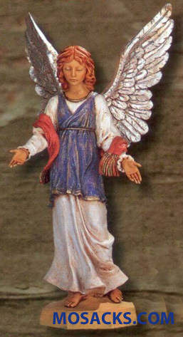 "Fontanini 27"" Masterpiece Nativity Collection Standing Angel #53119"