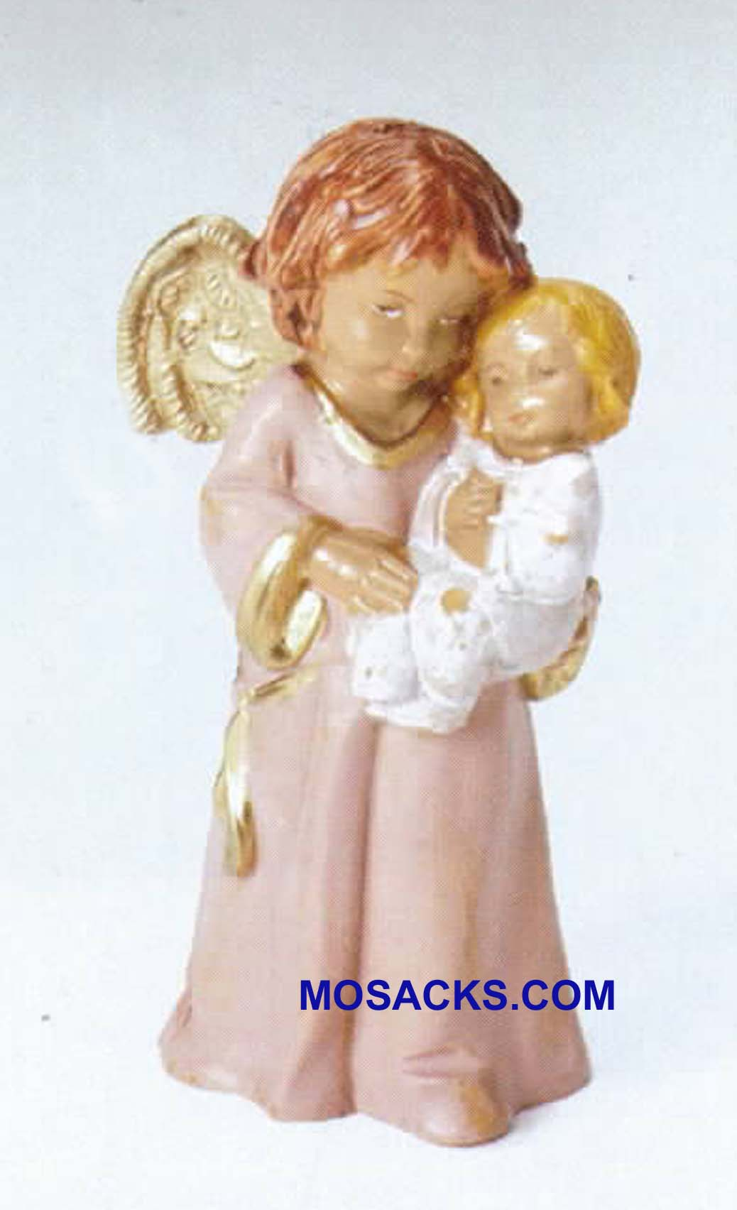 "Fontanini 5"" Angel Bless This Child Girl 20-65519 RETIRED"