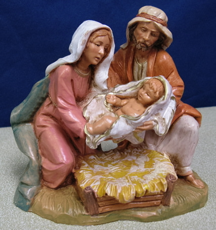 Fontanini 5 Inch Birth of Christ Figurine #53513