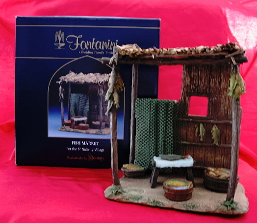 "Fontanini 5"" Nativity Village Collection"