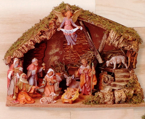"Fontanini 5"" Nativity Sets & Stables"
