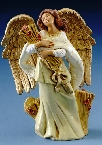 "Fontanini 5"" Tabitha, Angel with Wheat Figurine #72687 RETIRED"