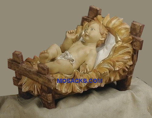 "Fontanini Nativity 70"" Masterpiece Collection Jesus w/Sash #57703"