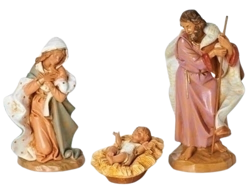 "Fontanini 7.5"" Nativity Collection"