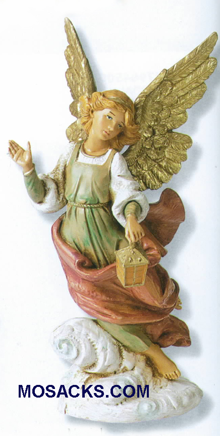 "Fontanini Heirloom Nativity 7..5"" scale Mariel Angel-52829 RETIRED"
