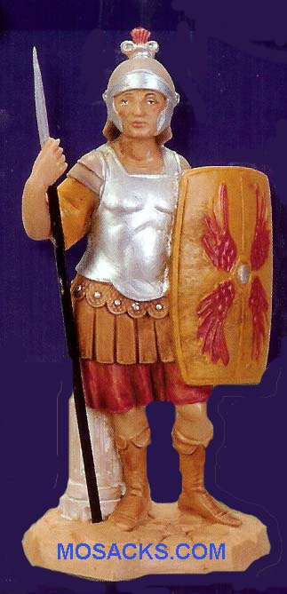 "Fontanini 5"" Heirloom Nativity Marcus Soldier #75509"
