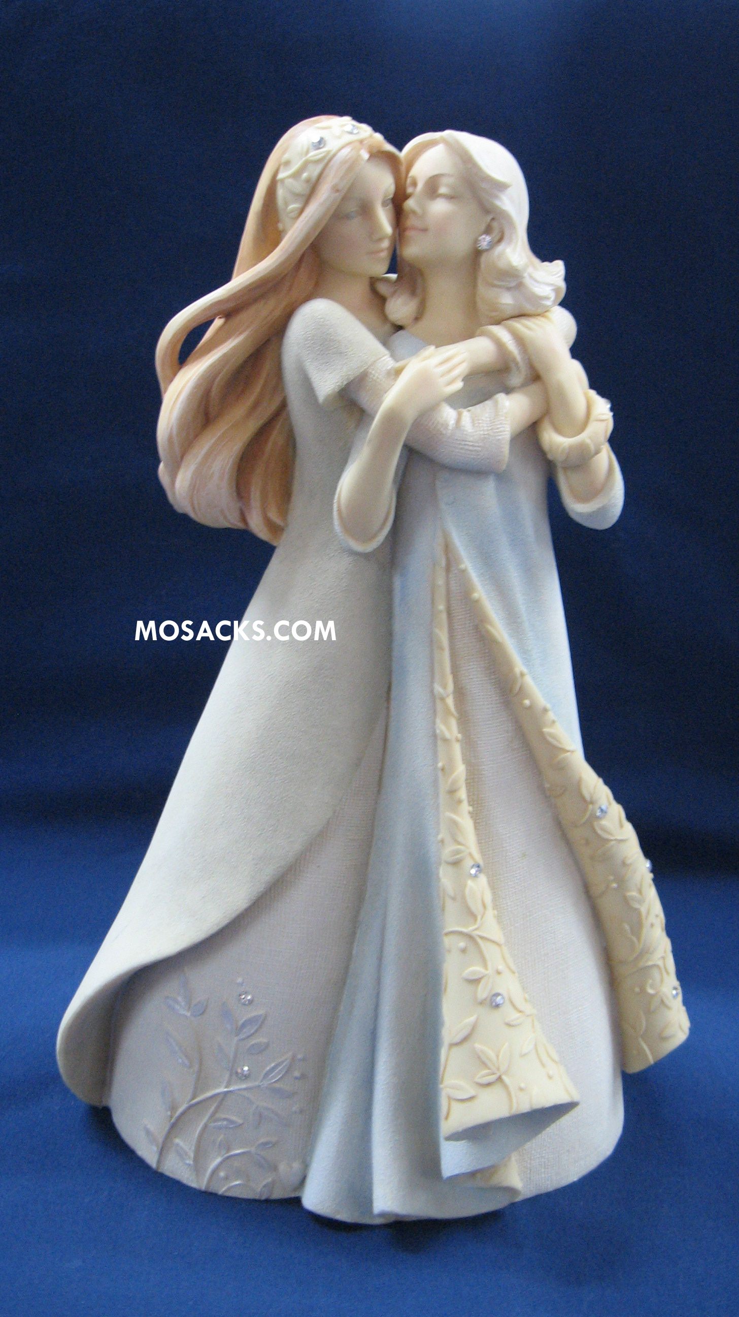 Foundations Mother Daughter Figurine 258-4044765