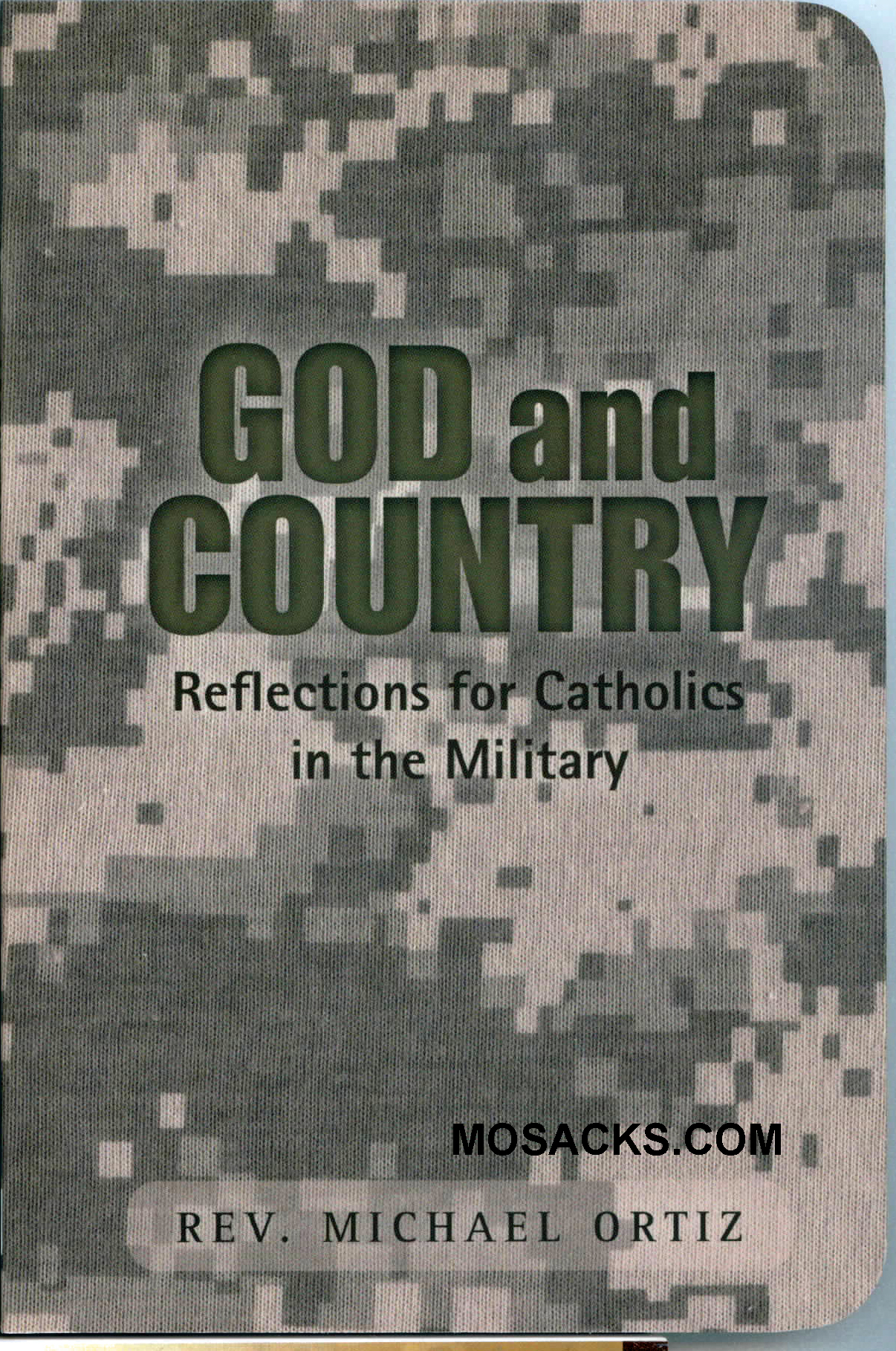 God and Country by Michael Ortiz 108-9780867165777