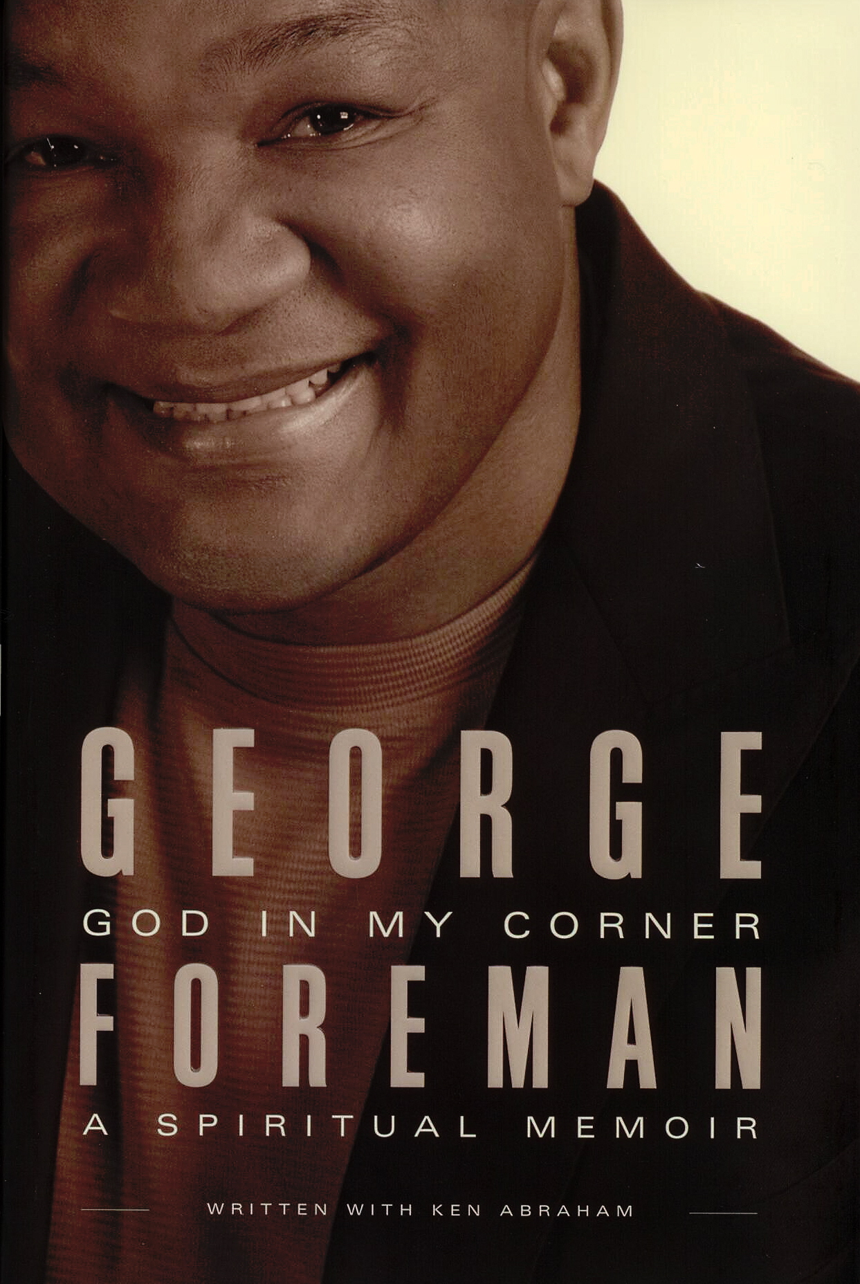 God In My Corner by George Foreman