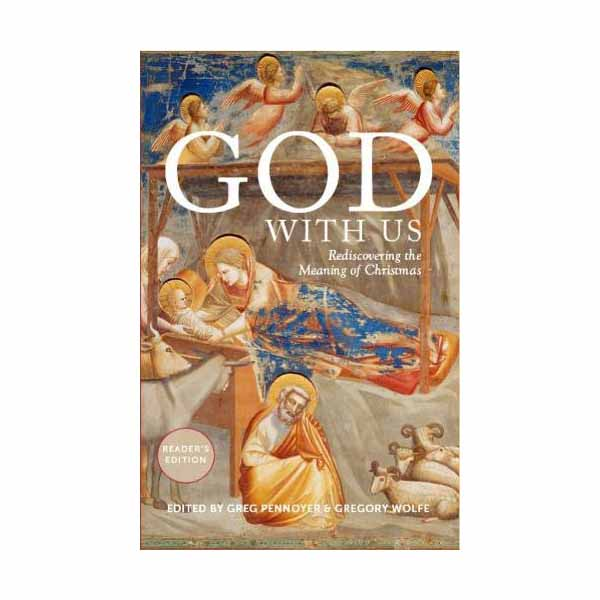 God With Us from Paraclete Press 201-9781612617077