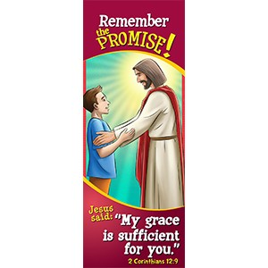 Grace Is Sufficient Bookmark-BKMK09