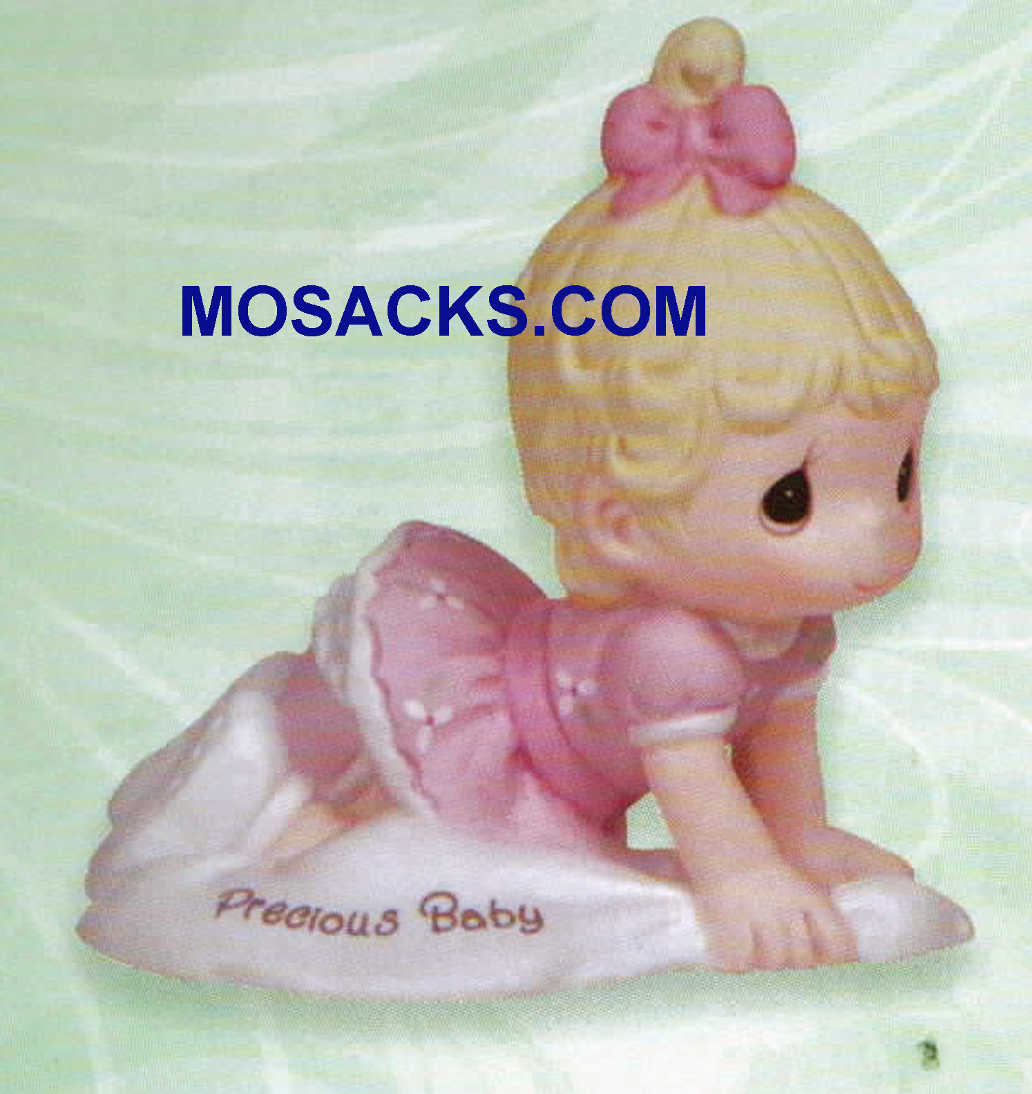 Precious Moments Growing in Grace Precious Baby Blonde 2.75 inch 133023