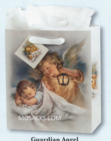 Guardian Angel Small Gift Bag GB-352S