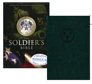 Military Bibles & Prayerbooks