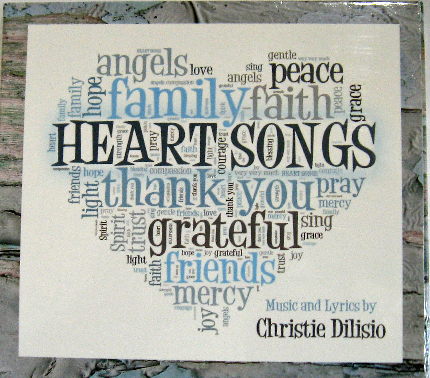 Heart Songs by Church of the Holy Angels CD 888295409247