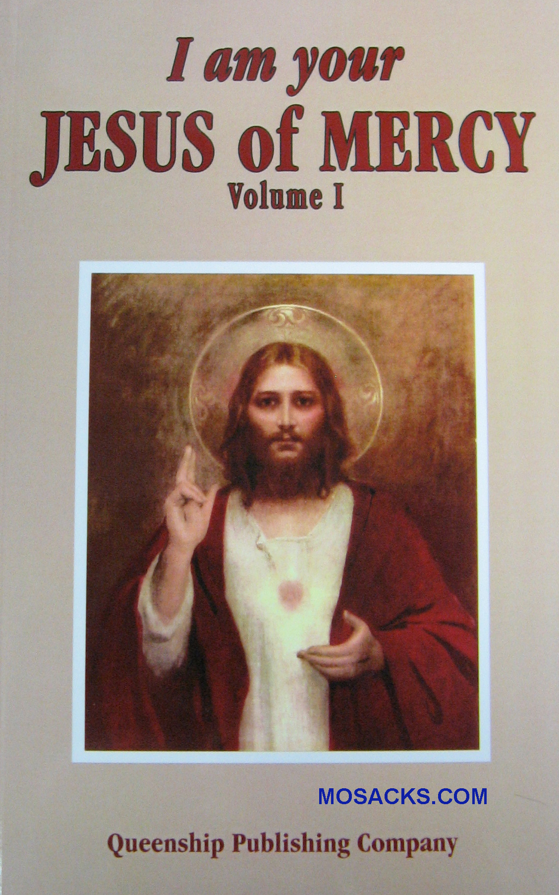 I Am Your Jesus Of Mercy Vol 1 281-3151