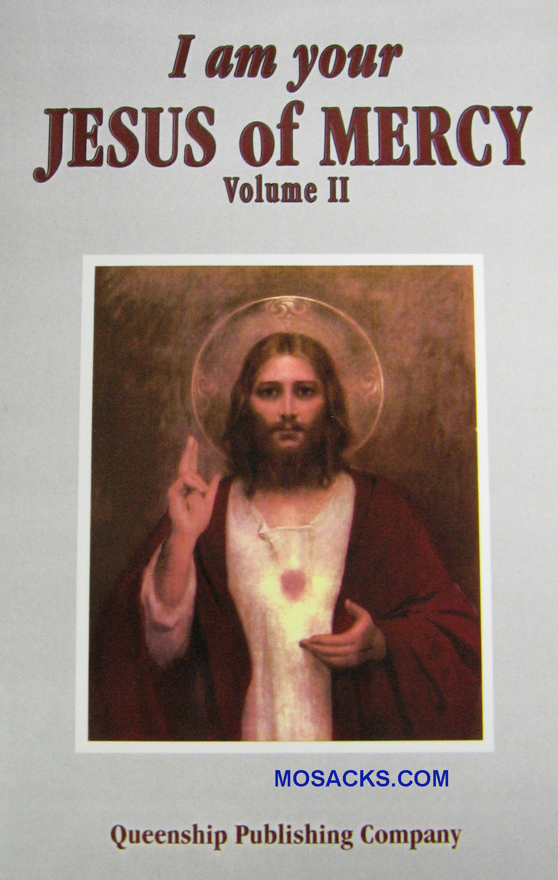 I Am Your Jesus Of Mercy Vol 2 281-3156