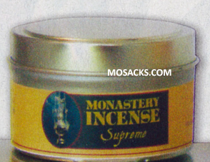 Monastery Sweet Myrrh Supreme Incense 4 ounce 867