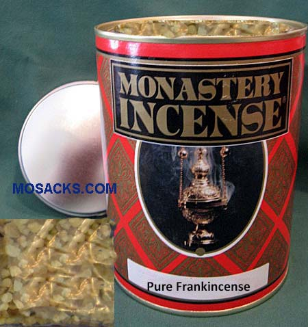 Monastery Incense Aromatic Gums 12 ounce Pure Frankincense-866