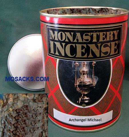 Monastery Incense Special Blend 12 ounce Archangel Michael-863