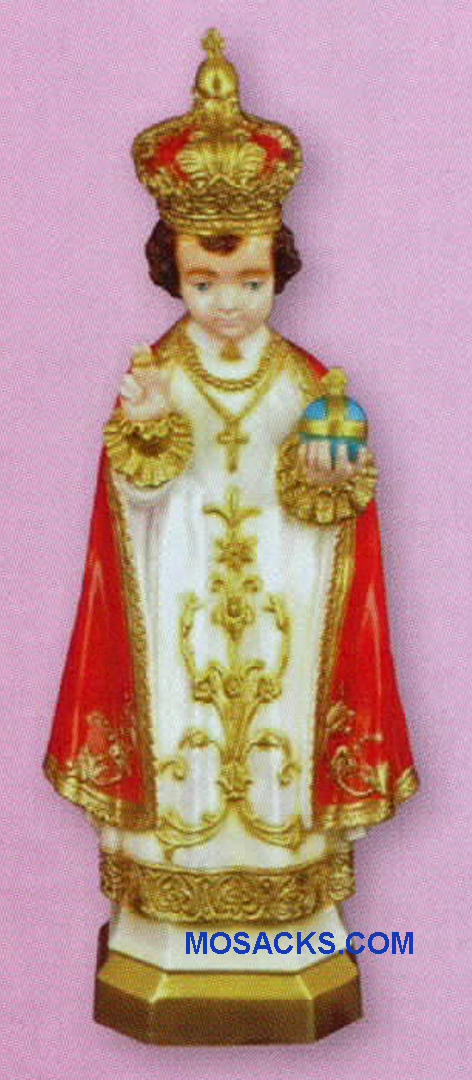 Religious Outdoor Statue of Infant Of Prague 24 Inch PVC Garden Statue-SA2455C