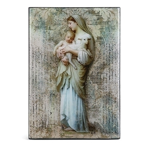 "Joseph's Studio Innocence Plaque 5"" 20-603220"