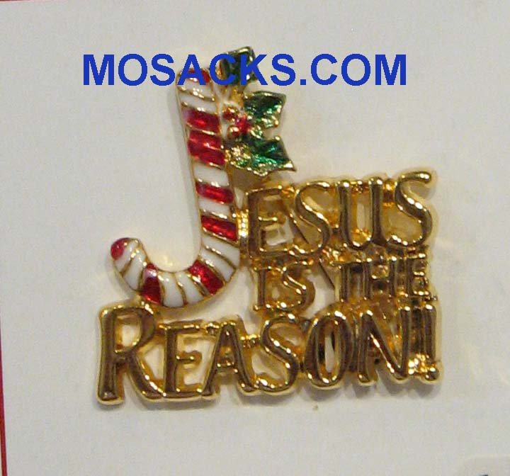 Jesus is the Reason Pin, 14161