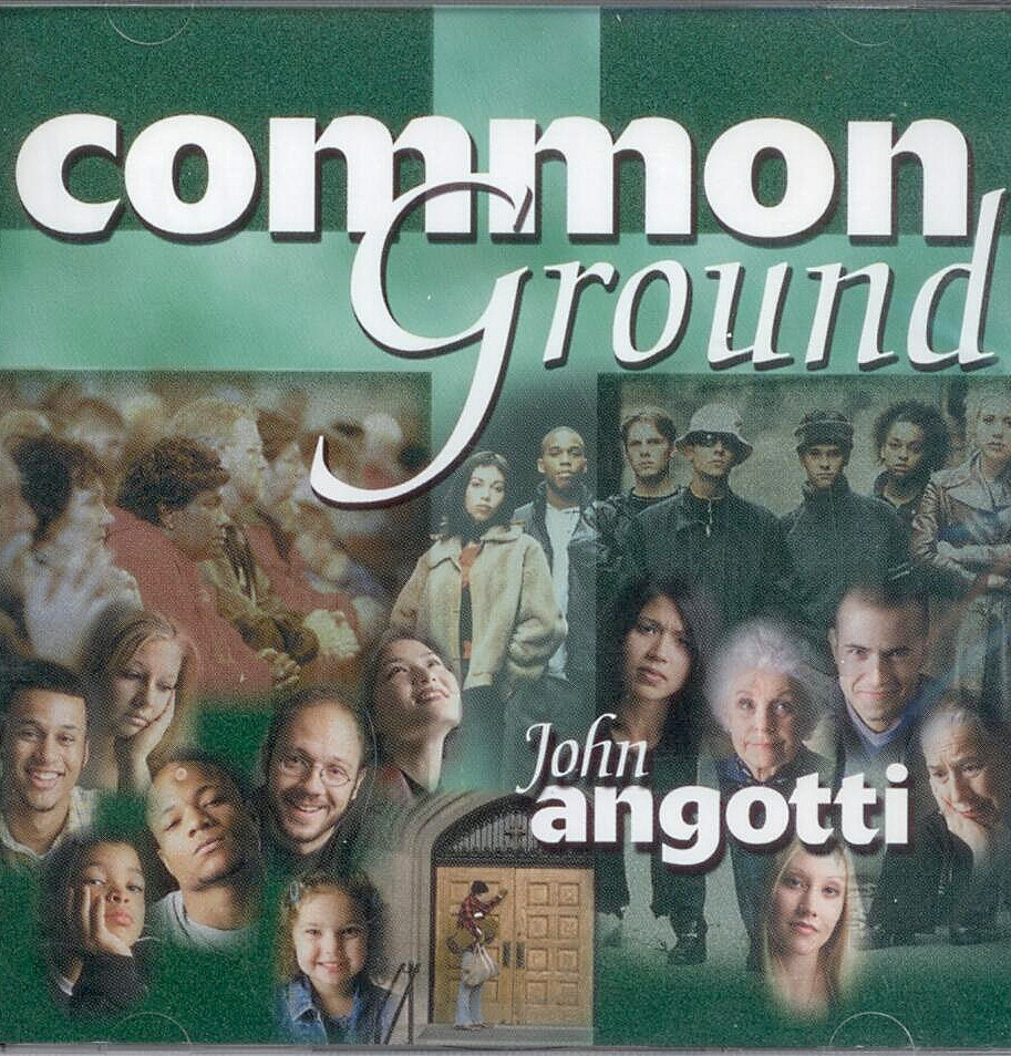 Common Ground John Angotti