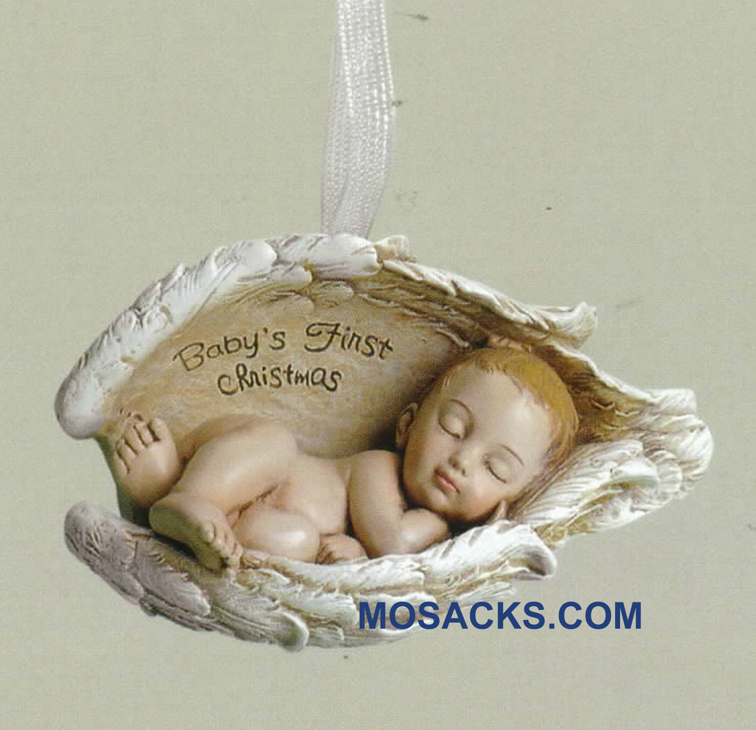 Joseph's Studio Baby's First Christmas Ornament 20-38267