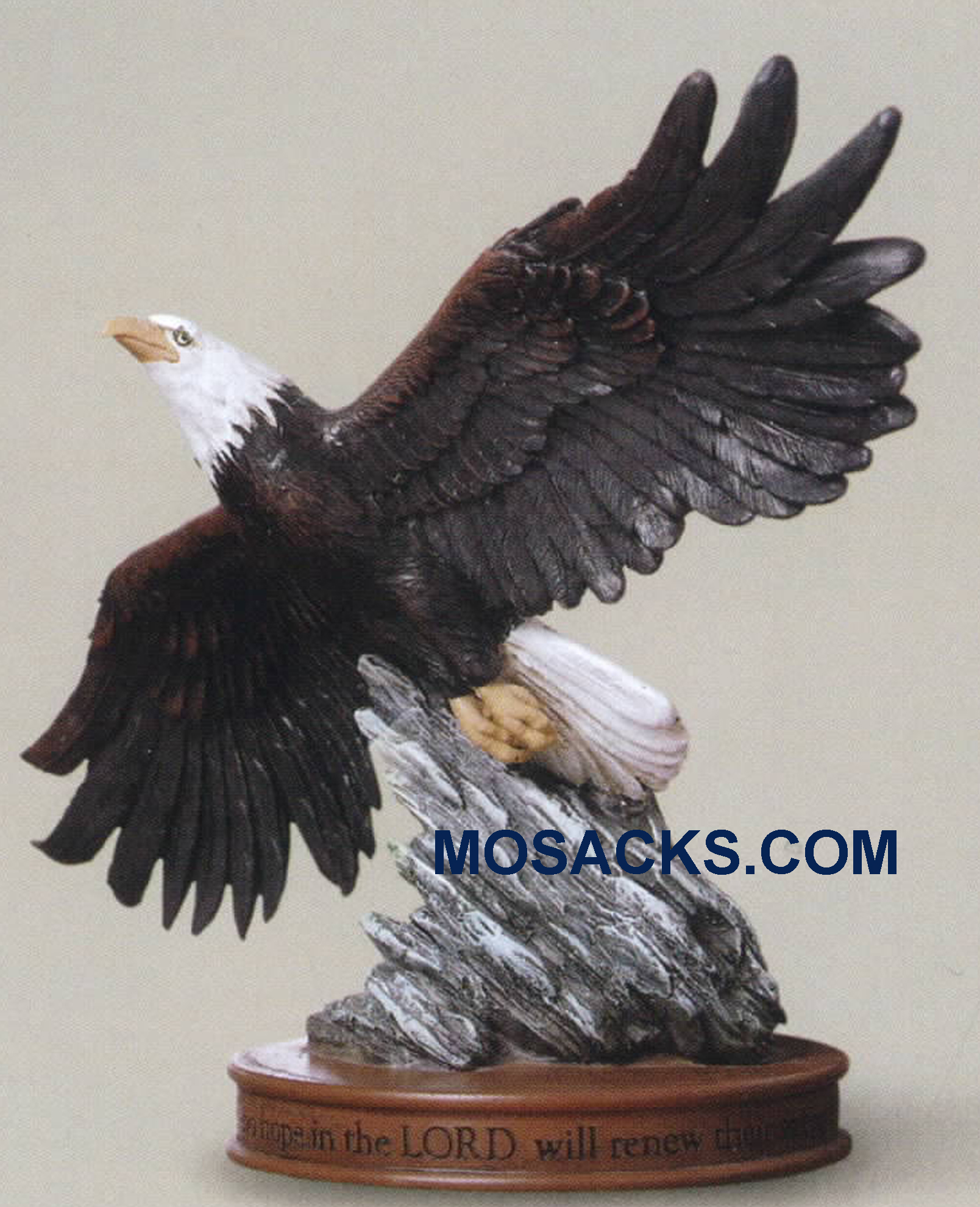 Joseph's Studio Eagle Statue 60875 RETIRED
