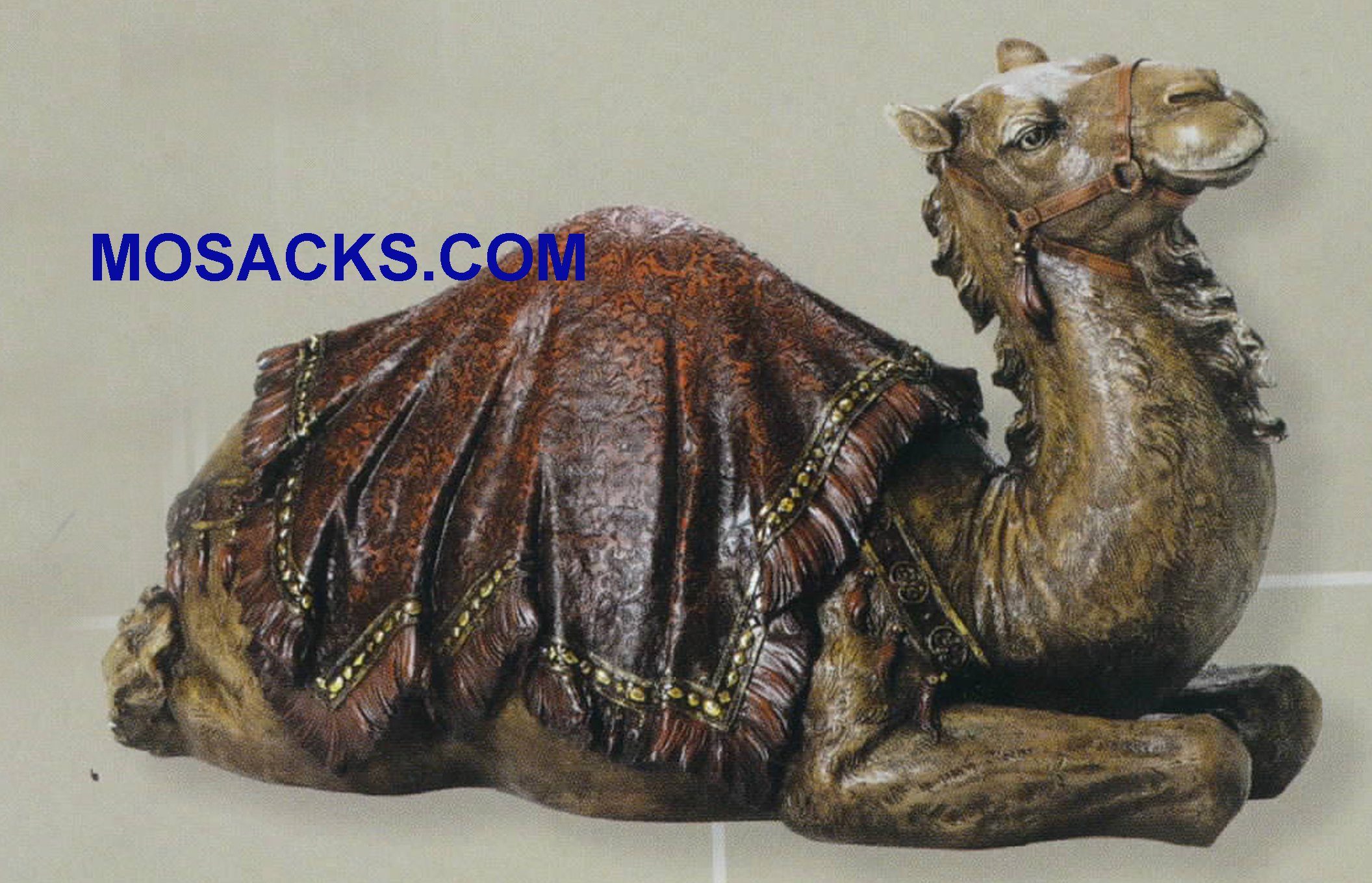 "Joseph's Studio 39"" Full Color Nativity Camel #33020"