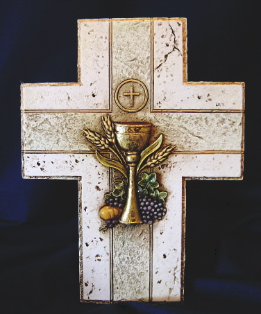 First Holy Communion Crosses & Crucifixes