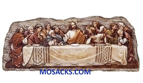 Last Supper Wall Plaque Joseph's Studio Renaissance #65969