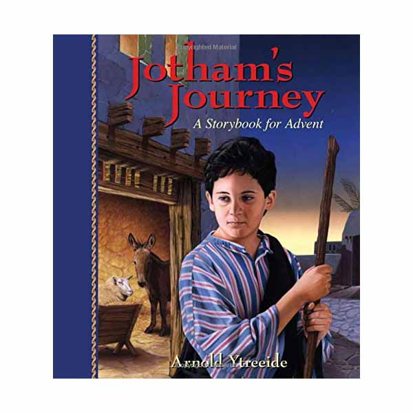 Jotham's Journey by Arnold Ytreeide 108-9780825441745