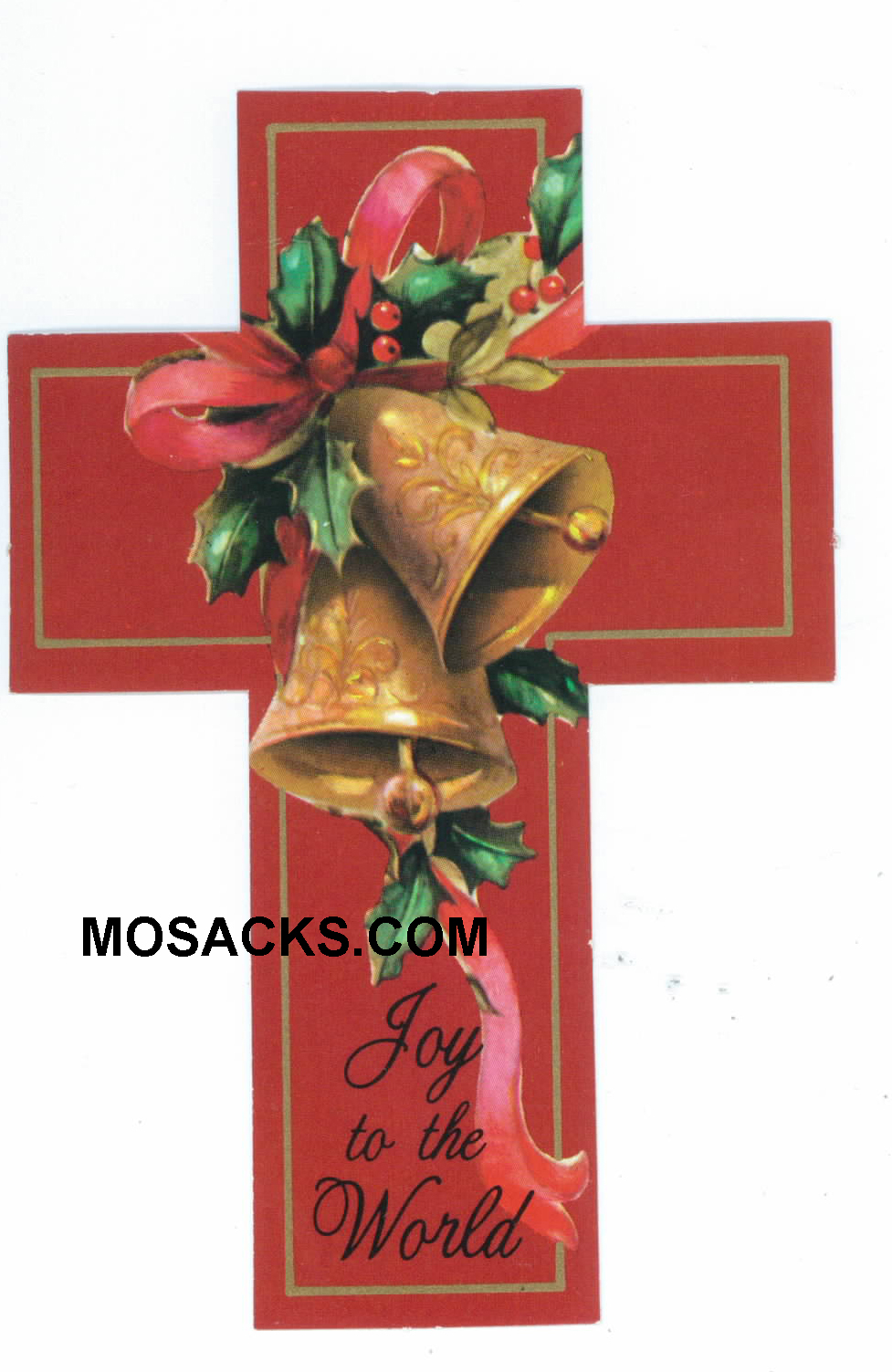 Christmas Holy Cards & Paper Ornaments