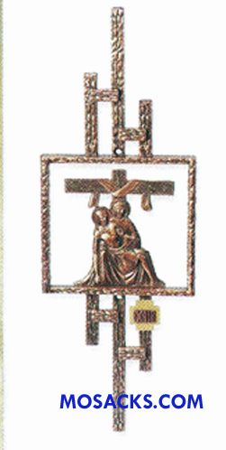 K779 Statuary Bronze Finish 14 Stations Of The Cross