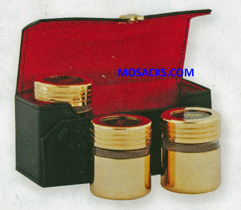 K Brand 24kt Gold Plated Oil Stock Set-K45