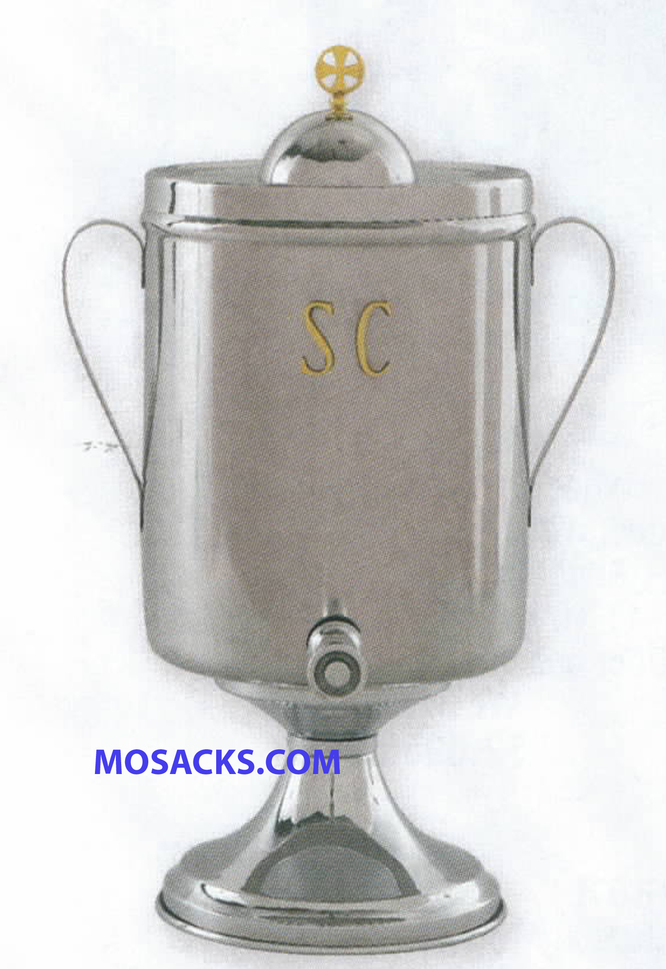 K Brand Bishop's Urn For Holy Oil-K69