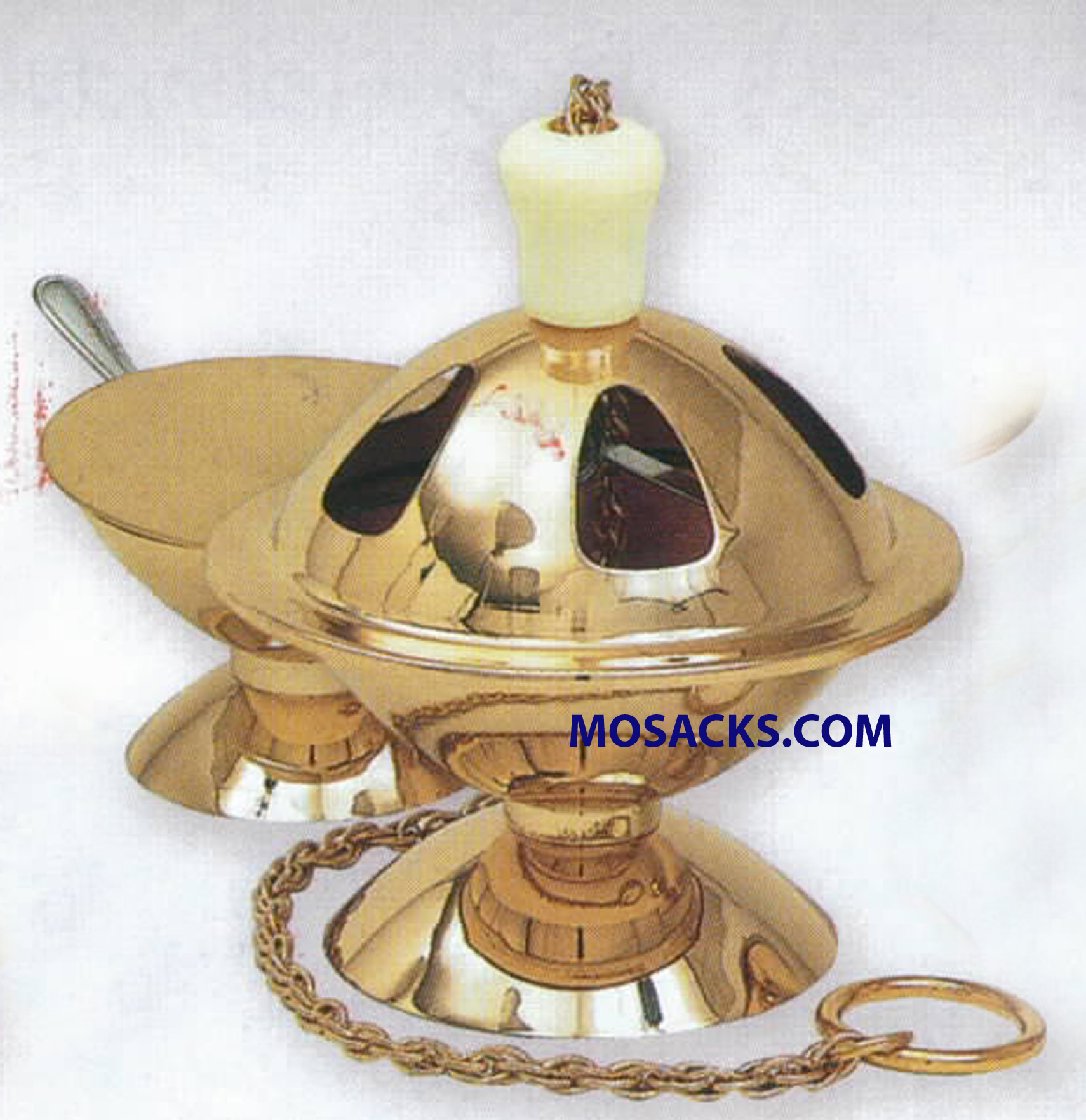 K Brand Censer And Boat 7 Inch-K801