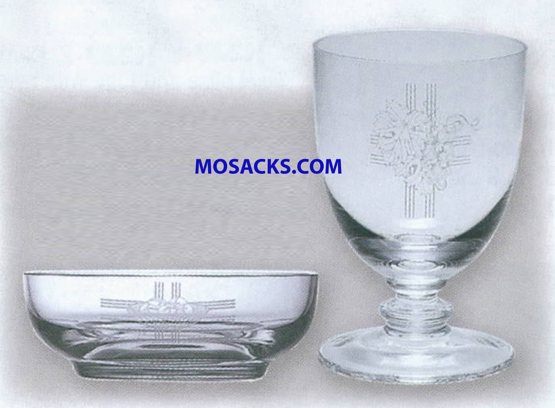 Crystal Church Ware