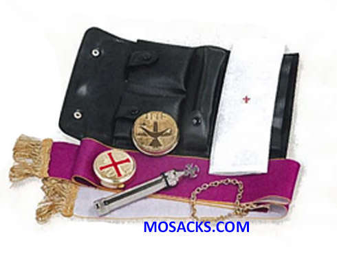 K Brand Liturgy Set with Leather Case-K138