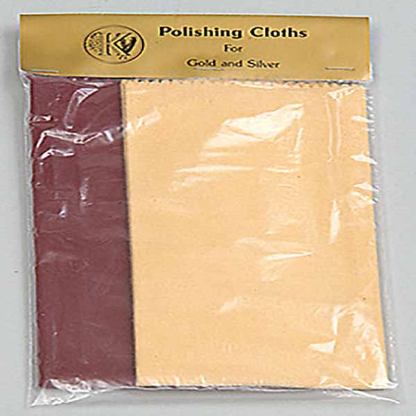 K Brand Polishing Cloths K46 For Gold and Silver
